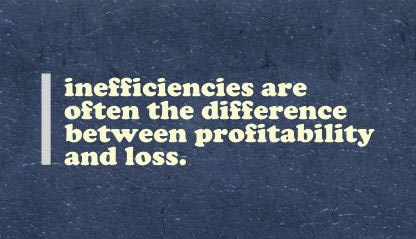 Inefficiencies Quote