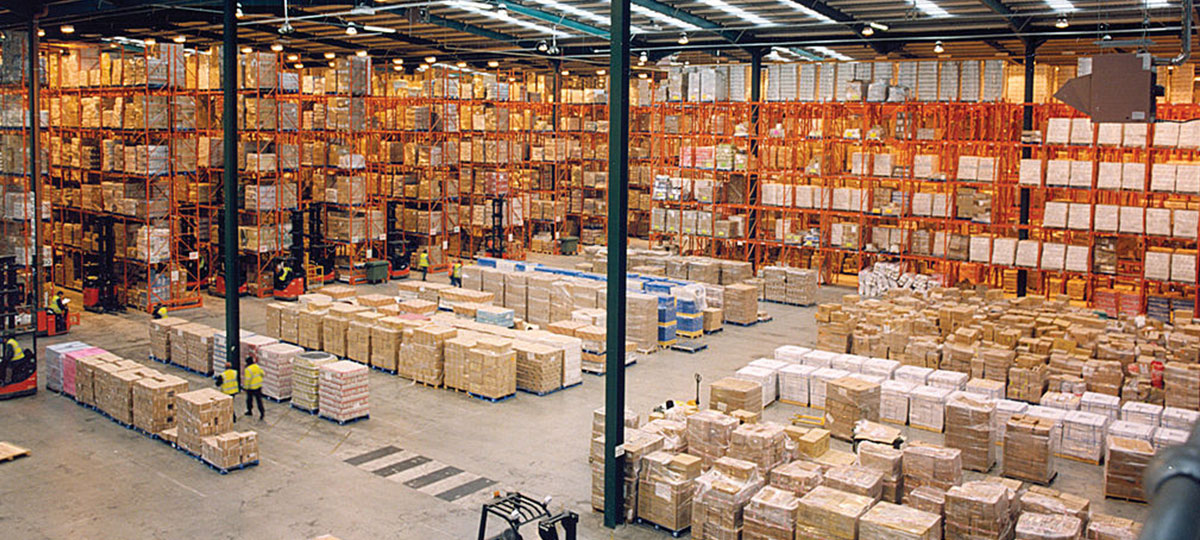 supply chain managers inventory