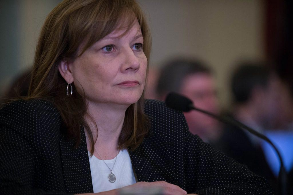 Mary Barra, the first female CEO of a major auto manufacturer, had a distinguished stint as the in-charge of the automaker's Global Product Development, Purchasing & Supply Chain.