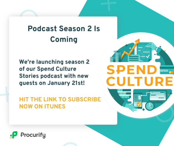 Spend Culture Stories Podcast season 2 is launching