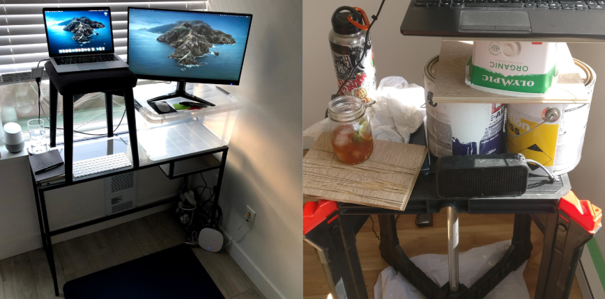 Be creative with your workspace
