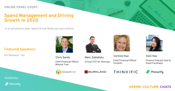 Procurify-online-spend-management-panel-event-with-speaker-images-and-details